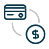 Money Icon Showing Affordable Websites